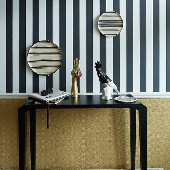 flur diele wohnideen möbel dekoration decoration living idea ... - Wohnideen Korridor Tapete