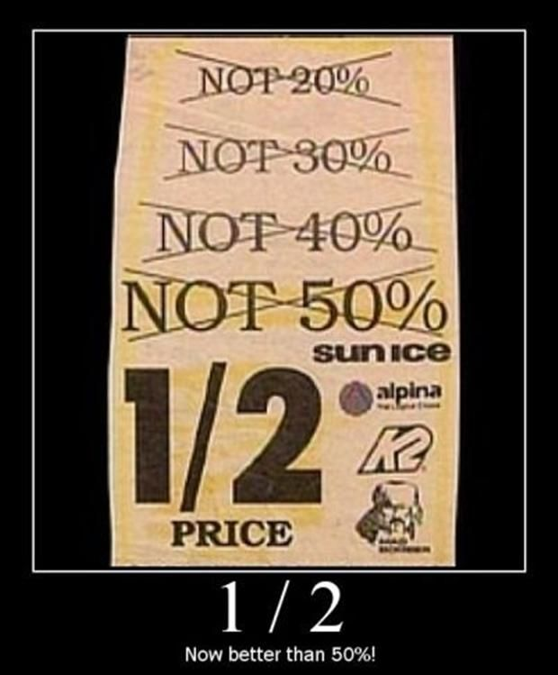 funny motivational posters | demotivational posters, funny sale ...