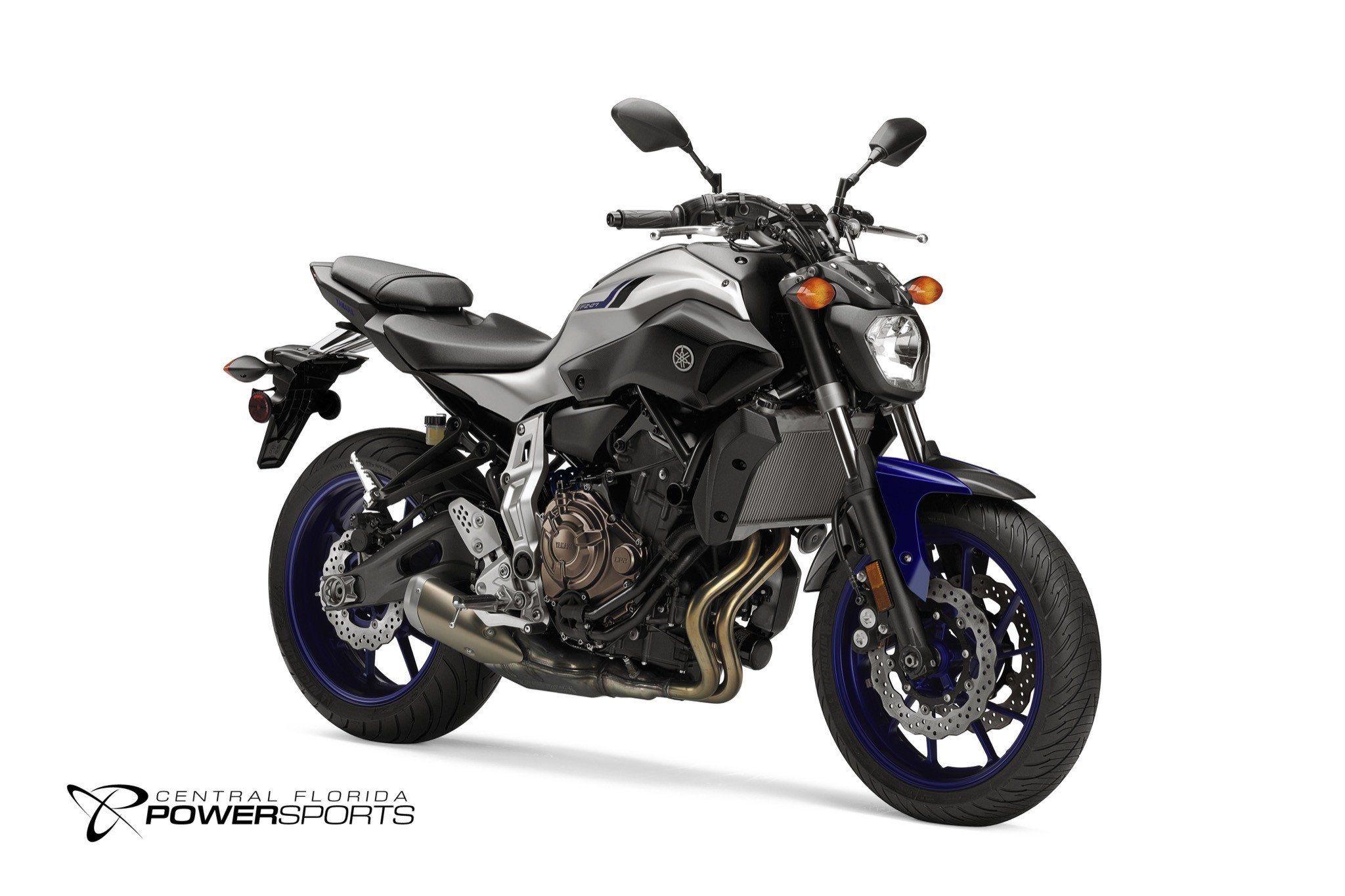 2016 Yamaha FZ07 Motorcycle For Sale Kissimmee