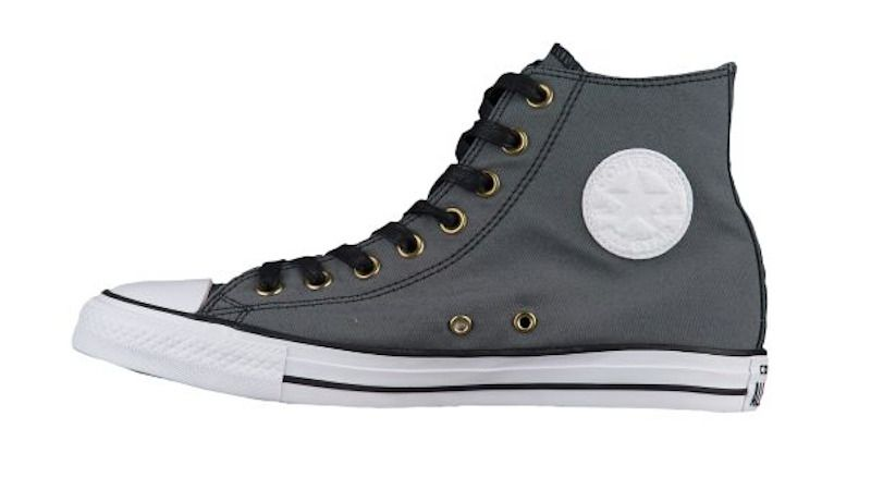 9e0e738ad550 Converse All Star Hi Men s Black 155376F Size 9 NEW  Converse  155376F