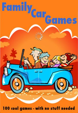 Pretty cool app with tons of Family Car Games >>> great ideas for traveling with the little ones!