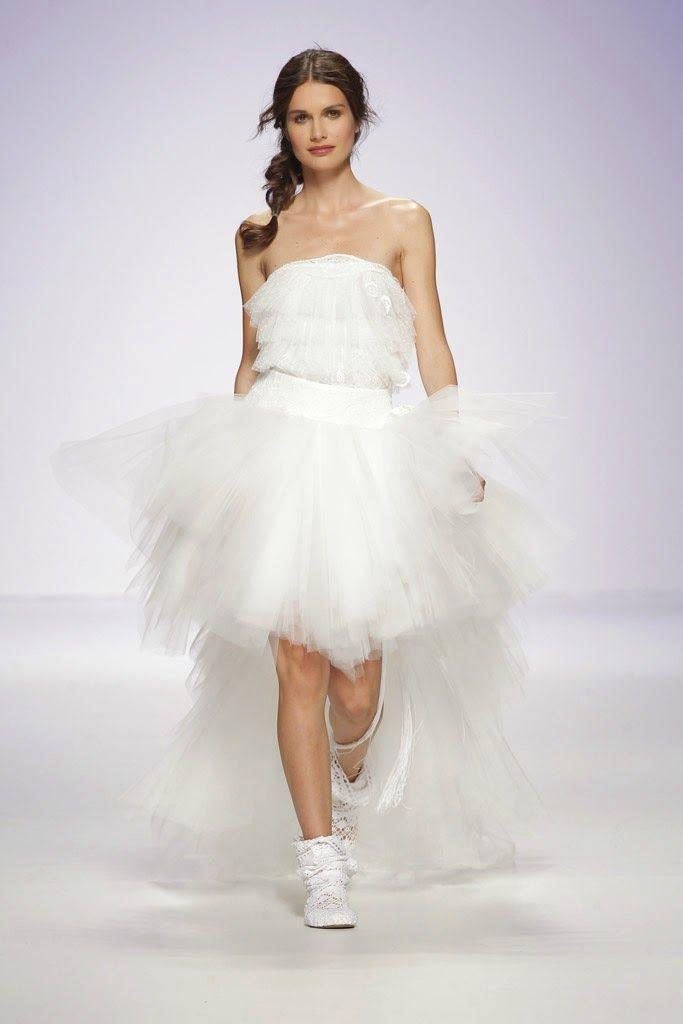Vestidos de novia para el mes de abril