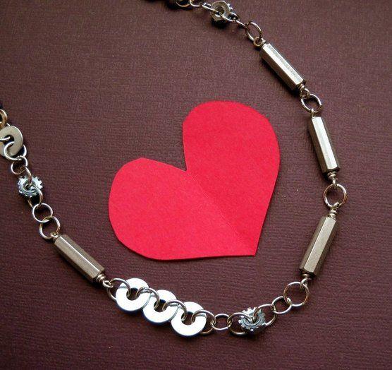 Creative Custom Jewelry Home: Custom Morse Code Necklace
