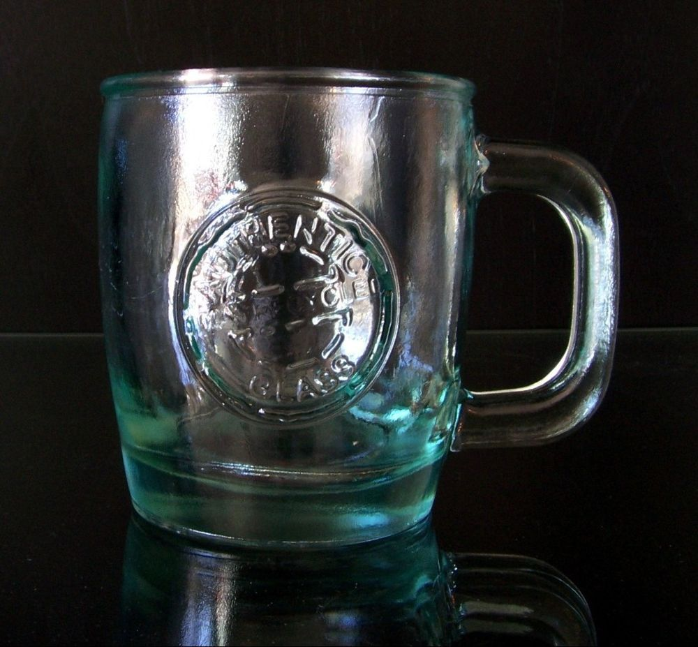Starbucks Gl Mug 100 Recycled Made In Spain Bin 19 50