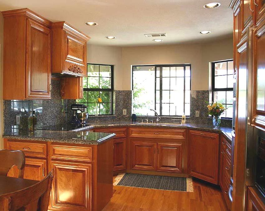 World Trend House Design Ideas Likewise Small Fitted Kitchen Designs