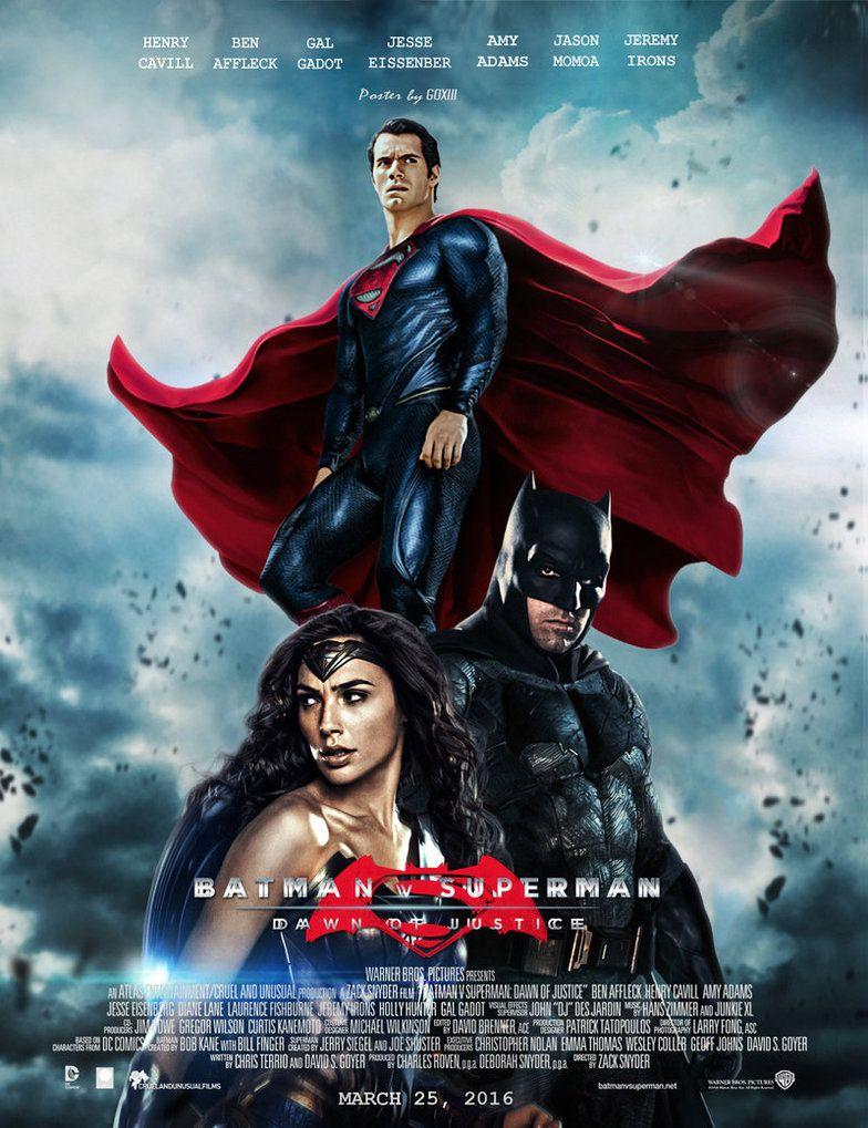 Batman V Superman Dawn Of Justice Poster Batman V Superman Dawn Of Justice Batman Vs Superman Poster Superman Dawn Of Justice