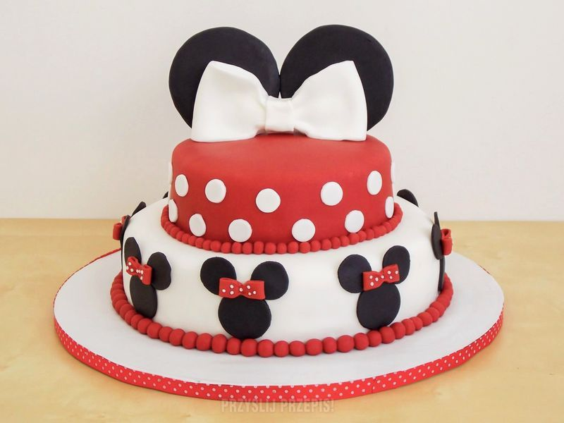 Tort Mickey Mouse PP
