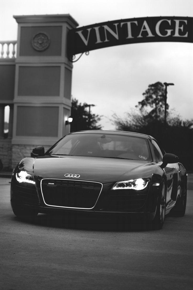 Audi car - picture #audir8
