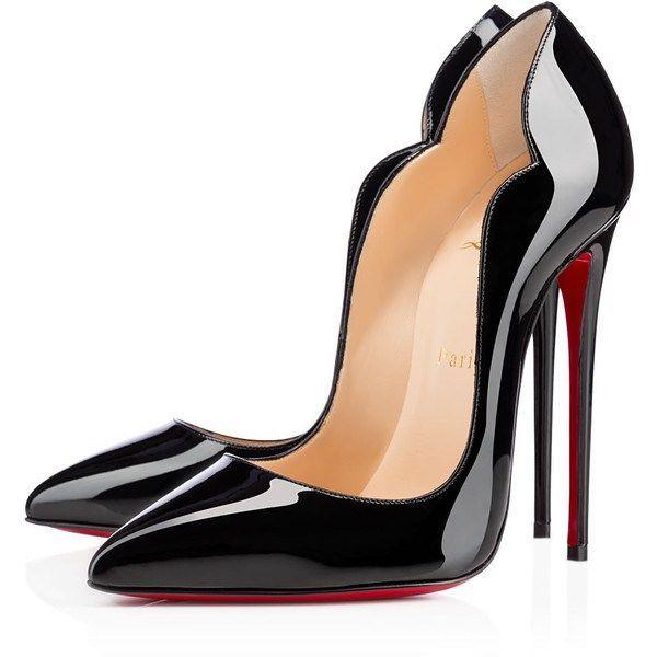 Rote Sohle. in 2019 | Rote sohle, Schuhe mit absatz und High