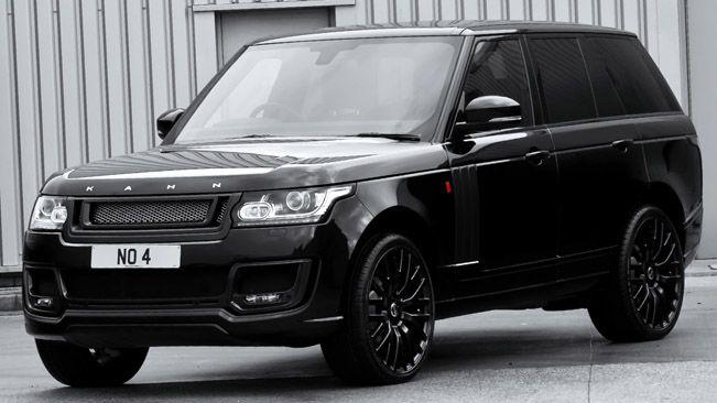 Kahn Range Rover 600 Le Luxury Edition Range Rover Automobile