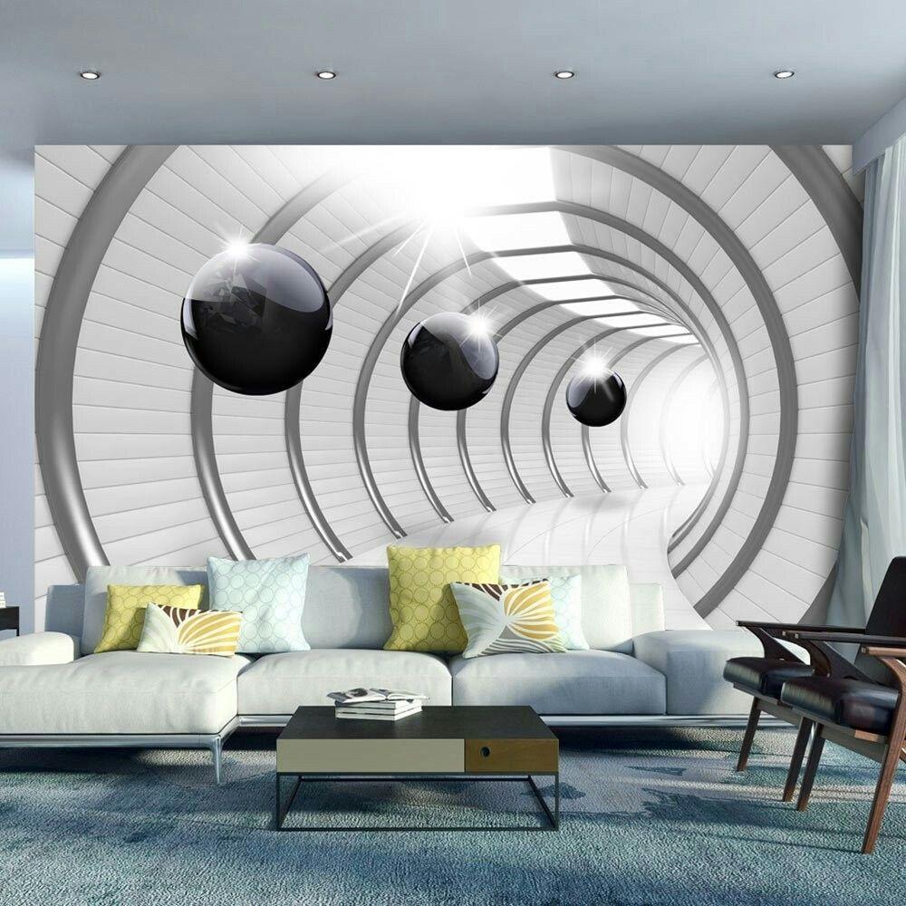 Space Decor Enterprise Tunnels Wall Paper In 2018 Pinterest