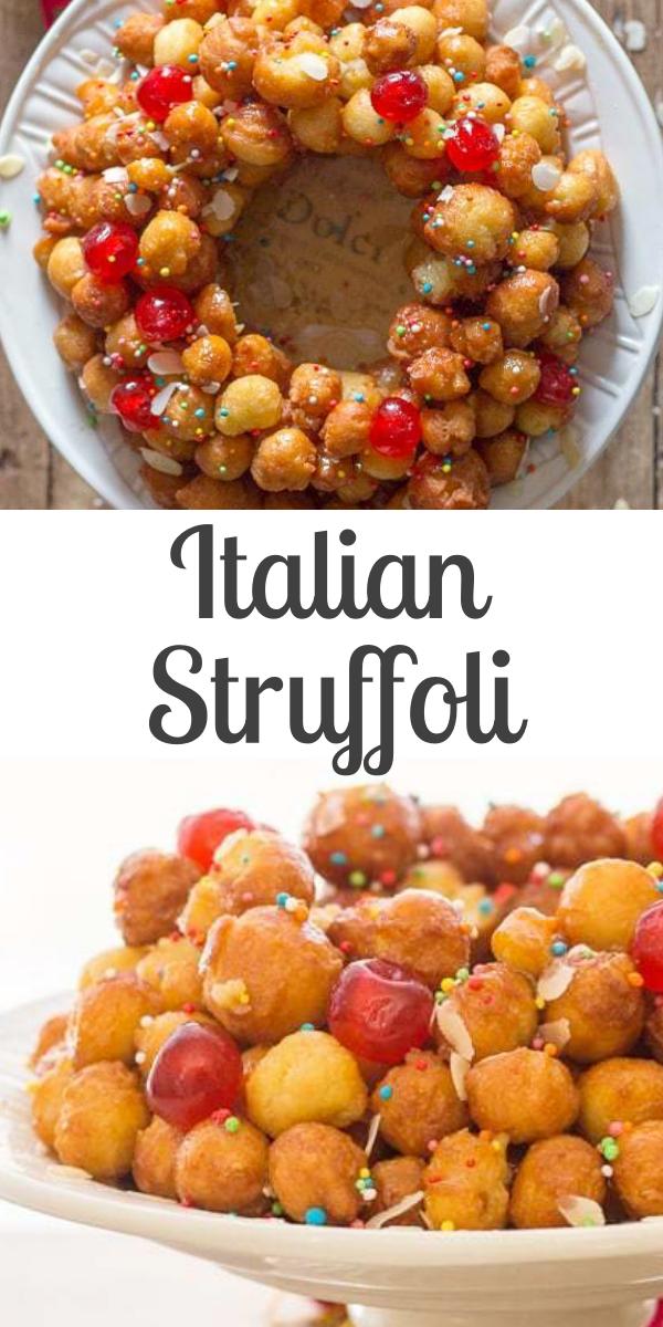 Italian Struffoli