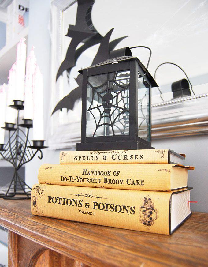 21 Chic Halloween Decorations to Up Your Decor Game Pinterest