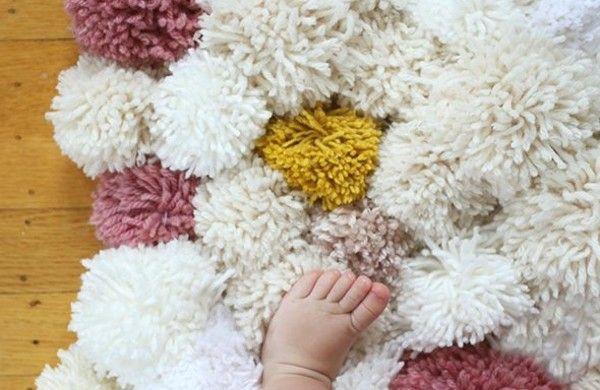 Fußmatte Selbst Gestalten Teppich Selbst Gestalten Diy Wohnideen