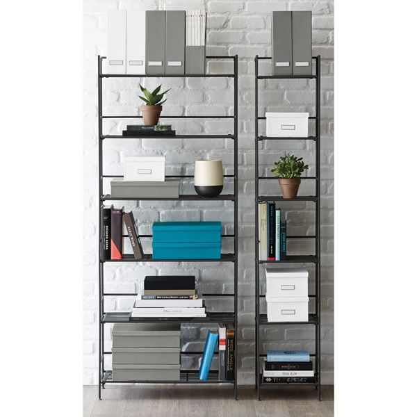 We Ve Joined The Old World Charm Of Wrought Iron With Contemporary Functionality To Create Our Folding Bookcase Designed Specifications For
