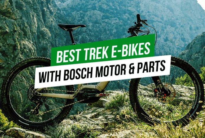 Best Trek Electric Bikes With Bosch Motor Parts Electric Bike