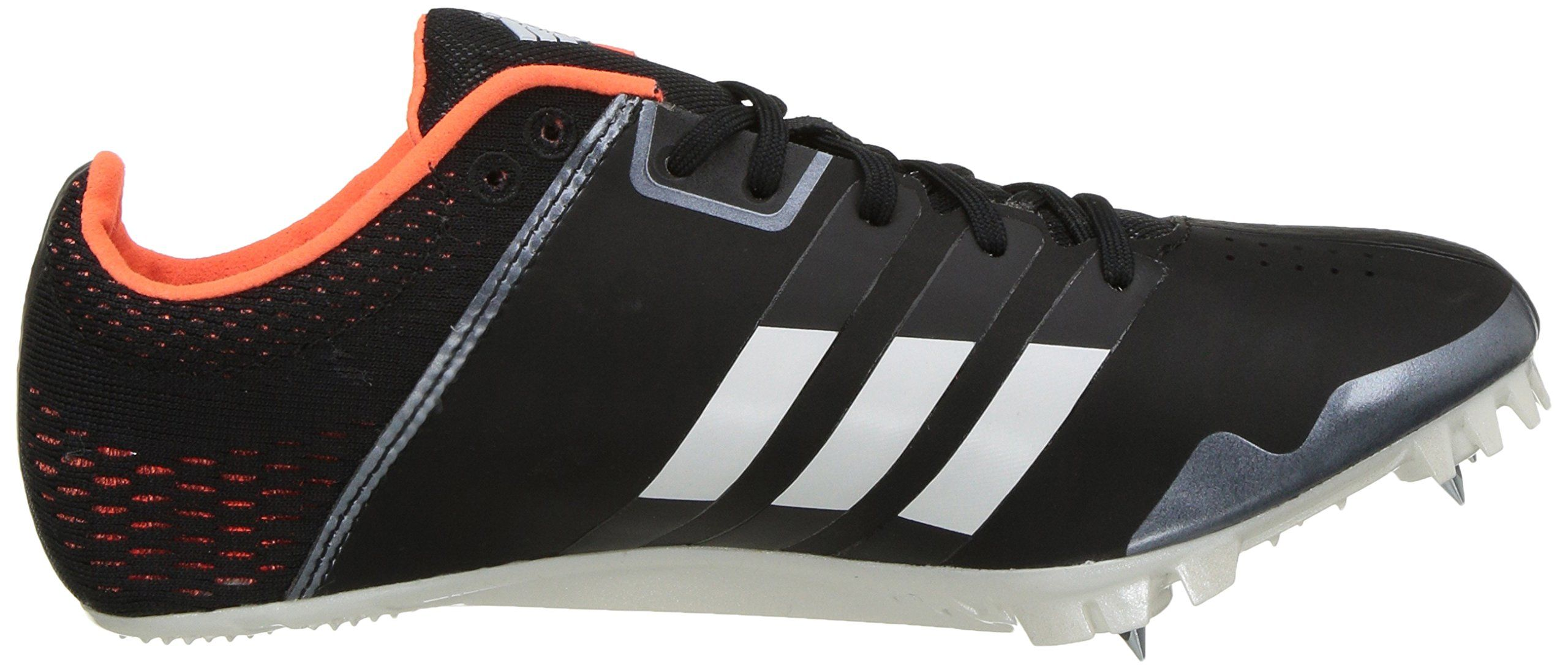 detailed look 9e884 b1b06 adidas Adizero Finesse Running Shoe Core BlackWhite Orange 10.5 M US     Check out the image by visiting the link-affiliate link.   adidasmenrunningshoes