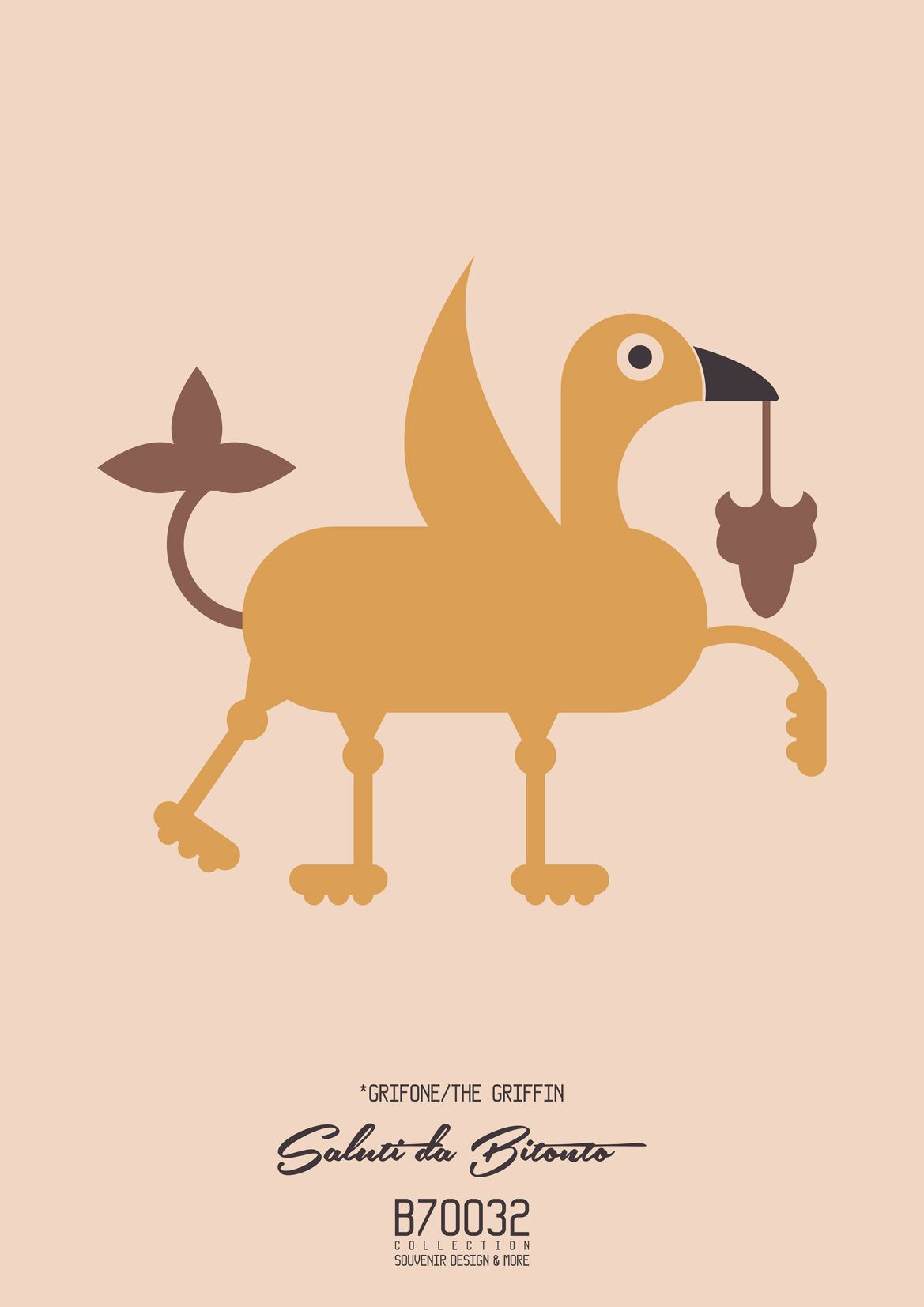 *GRIFONE/THE GRIFFIN www.b70032.it