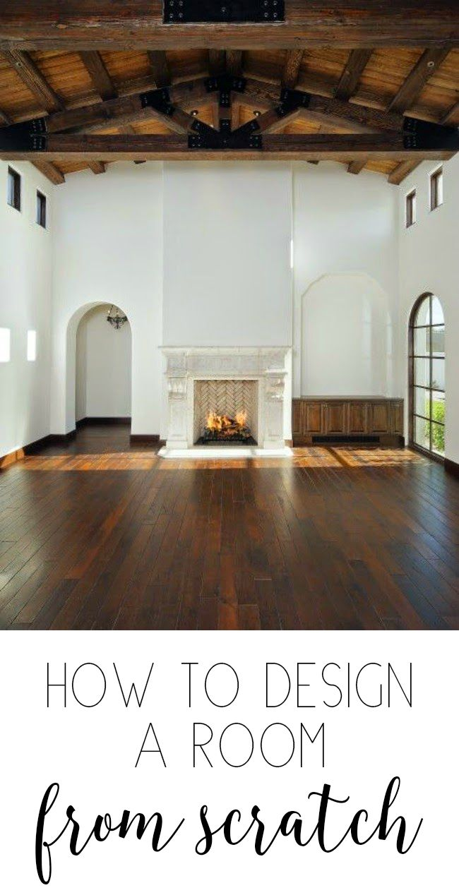 Decorating a Room from Scratch | Decorating, Room and Funky junk