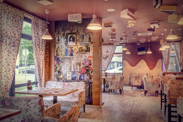 U Zagrebu Otvoren Choco Cafe Cafe Restaurant Bar Choco