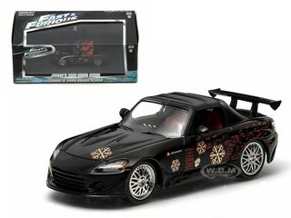 Honda S2000 Fast and the Furious Suki /& Pink 1:32 Jada Toys 97610