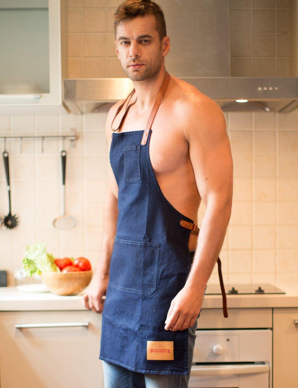 Blue apron junior editor - Amazon Com Vantoo Unisex Chef Kitchen Adjustable Apron With Two Convenient Pockets For Men