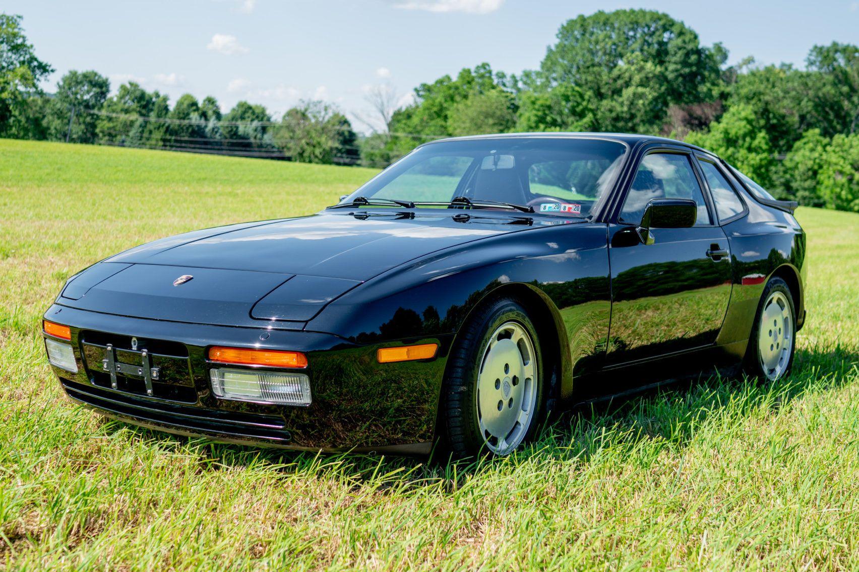 No Reserve 22k Mile 1987 Porsche 944 Turbo Porsche 944 Porsche Turbo
