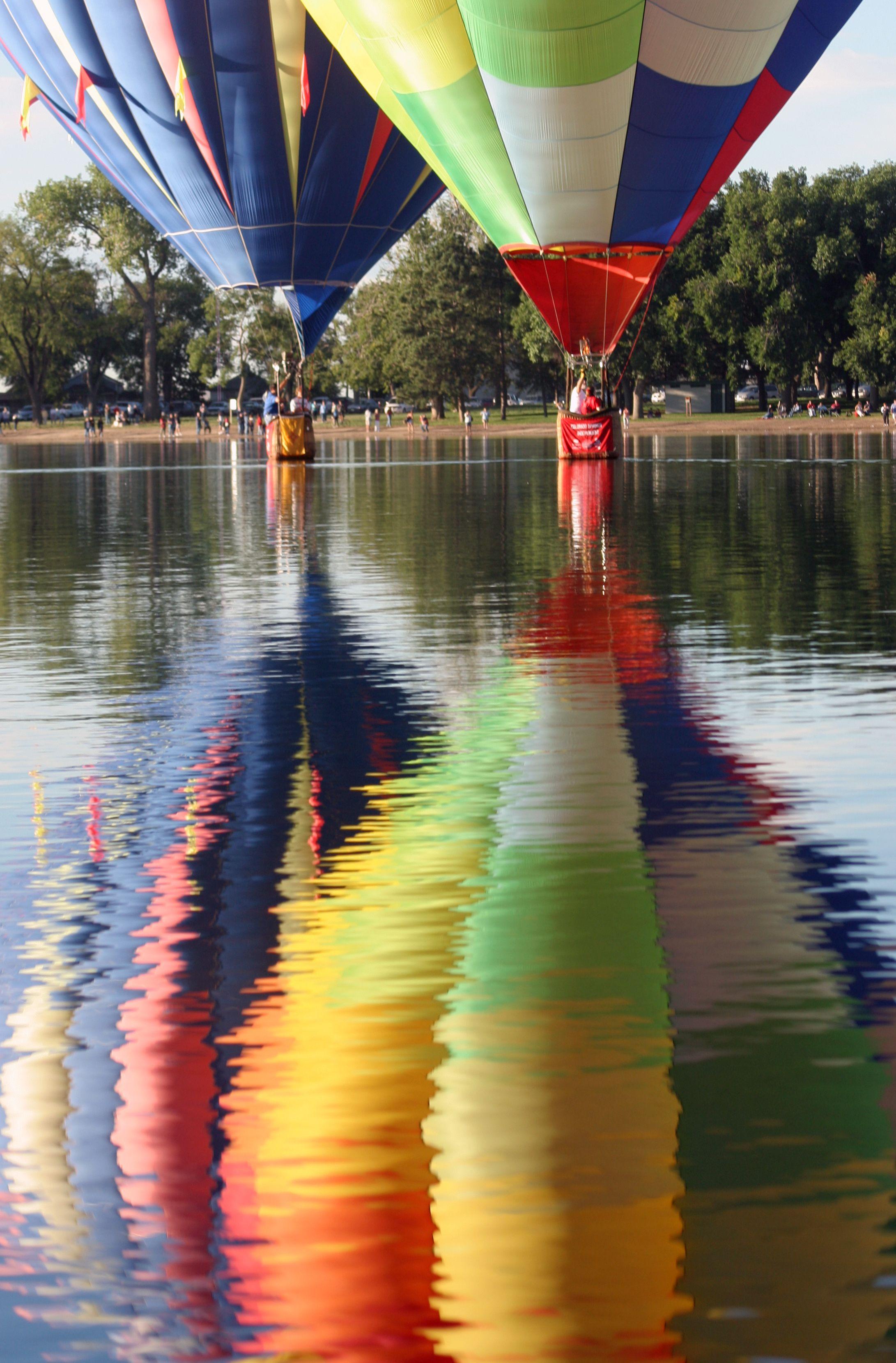 Colorado balloon classic in colorado springs labor day