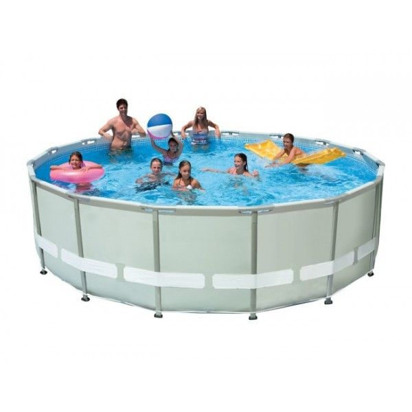 Intex Ultra Frame 16 X 4 Pool Iu16 Swimming Pools Above Ground Swimming Pools Portable Swimming Pools