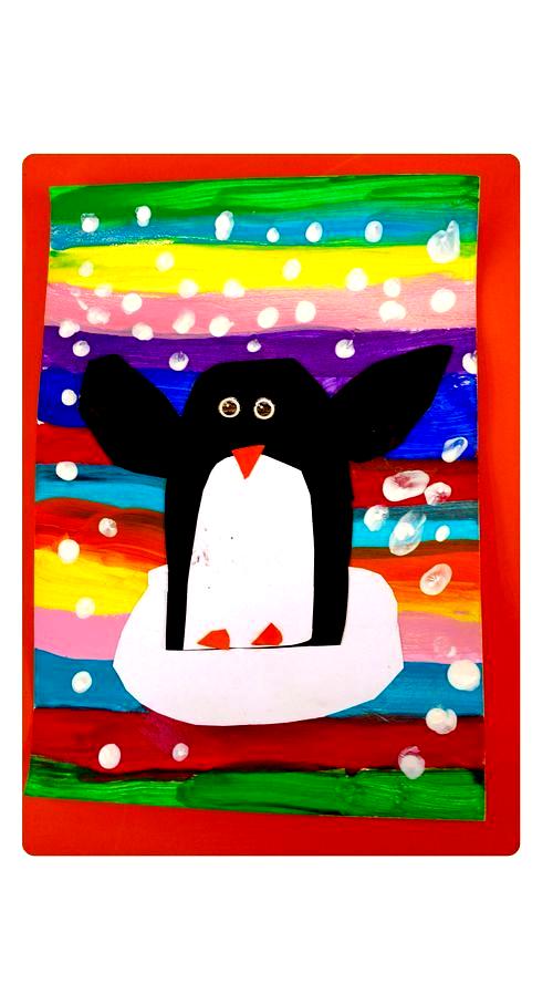 Un Pingouin Du Pôle Nord : pingouin, pôle, Pingouin, Pôle, #nord, #pingouin, #pôle, Winter, Crafts,, Lesson,, Crafts
