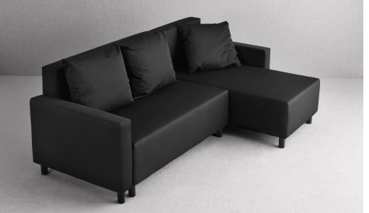 IKEA Lugnvik Sofa Bed w Chaise For Our Home