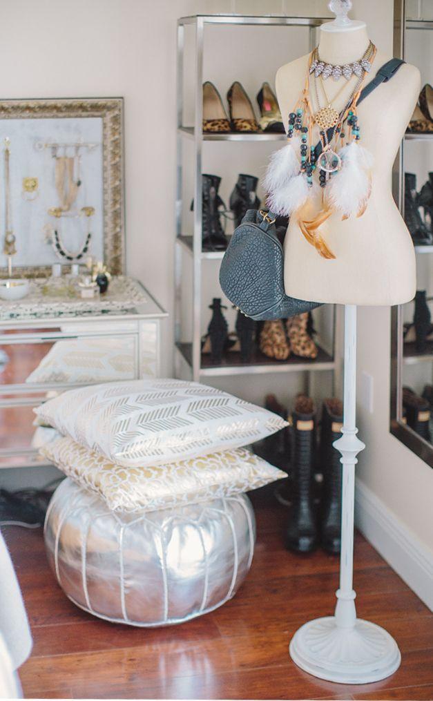 La Fabrique à Déco: Les mannequins de couture : Tendance déco