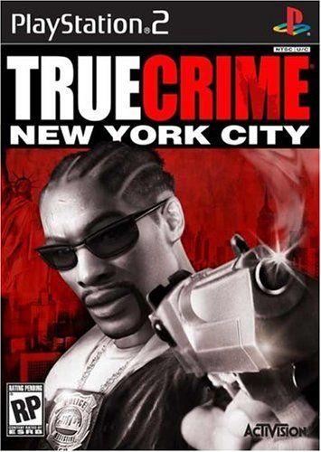 True Crime New York City Ntsc Ps2 Acao Jogos Ps2 Jogos Ps4 True Crime