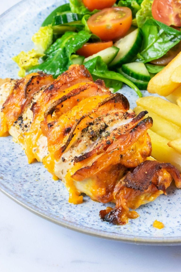 Easy Peasy Syn Free Hasselback Chicken Recipe Baked Chicken