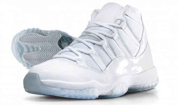 "new product e7b73 b1c14 Air Jordan XI (11) Retro ""Silver Anniversary"""