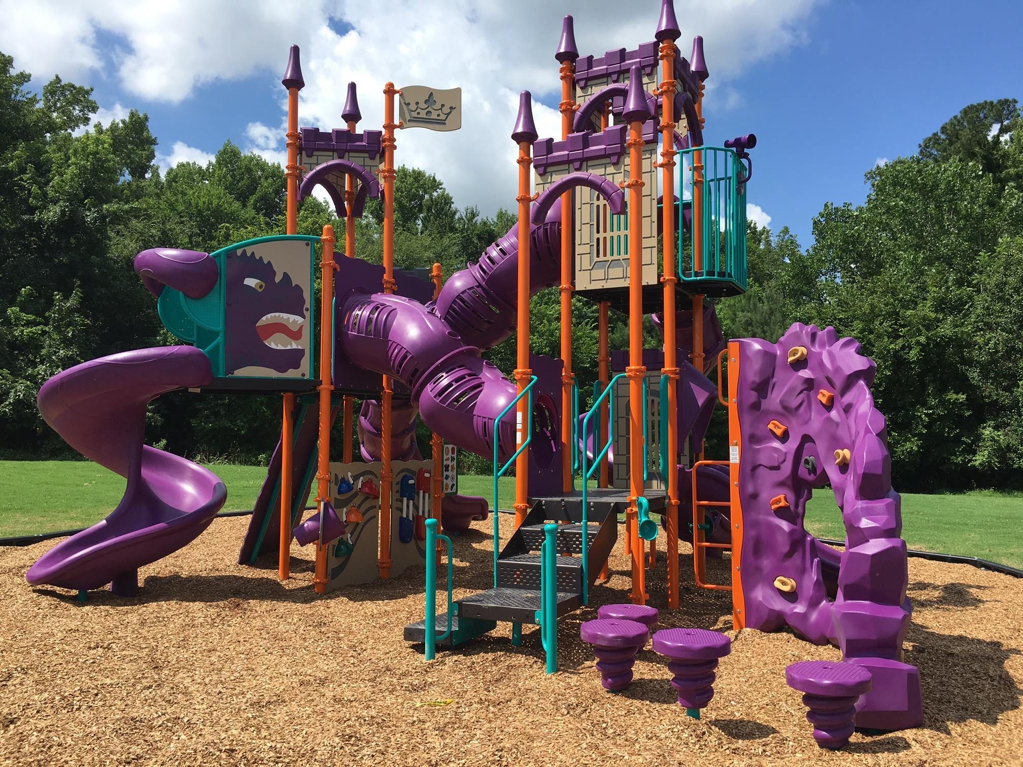 Patrick Copeland Es Hopewell Va Kids Playing Playground Hopewell