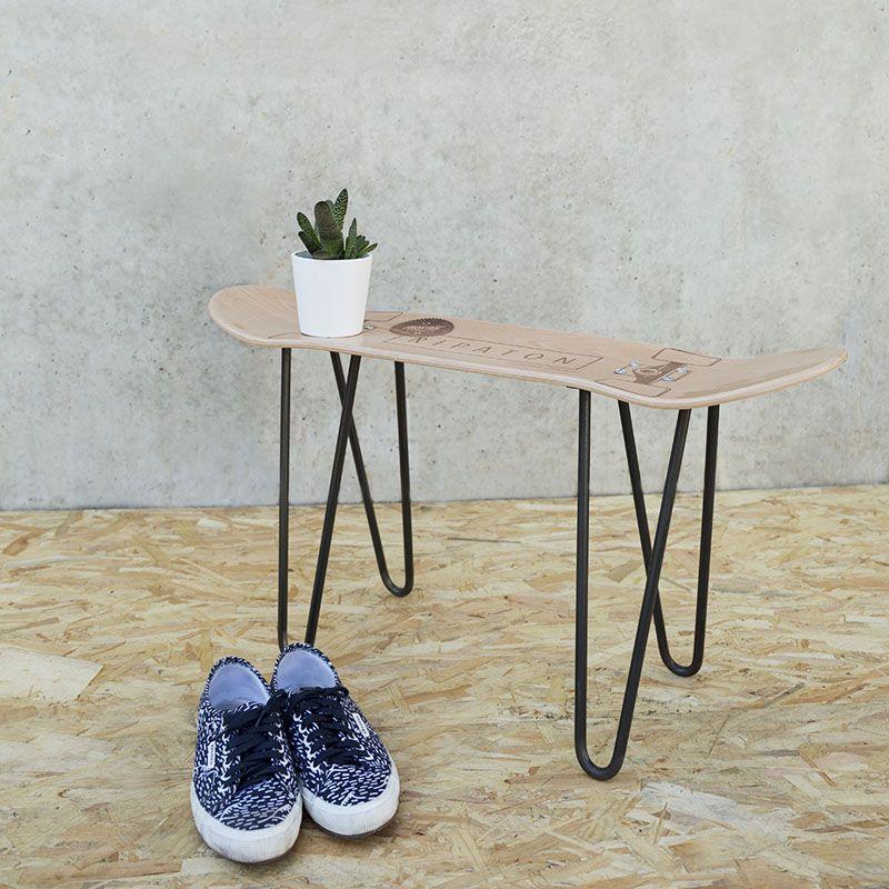 hairpin legs pied de table design