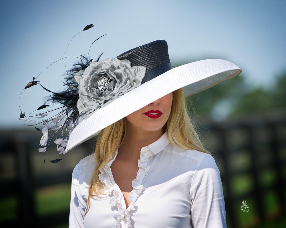 e0edc58d122 Polly Singer Couture Hats and Veils - Lexington KY - Kentucky Derby Hats