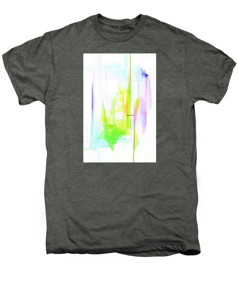 Men's Premium T-Shirt - Abstract 9615