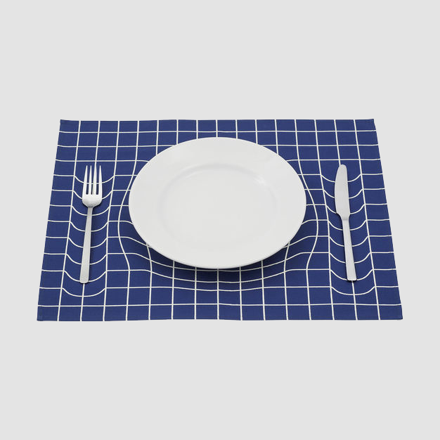 22 Impossibly Cool Products For The Most Boring Parts Of Your Home Placemats Objects Design Table Linens