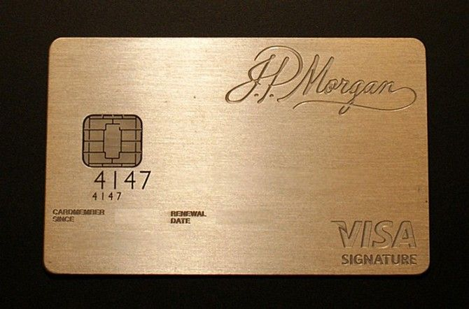 The 10 Most Exclusive Credit Cards in the World Credit