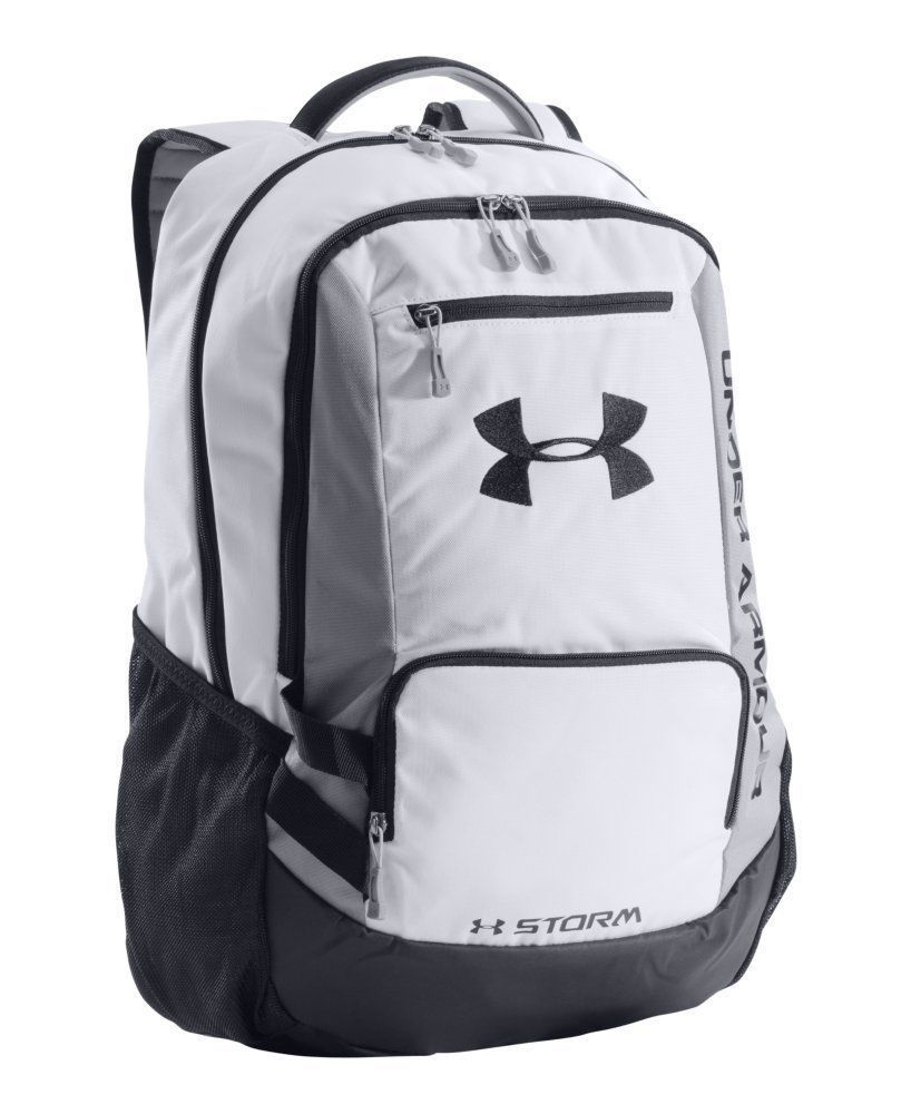 966968fba99e Under Armour Hustle Storm Backpack Book Bag Rugged BACK TO SCHOOL FREE  SHIPPING  UnderArmour  Bookbag