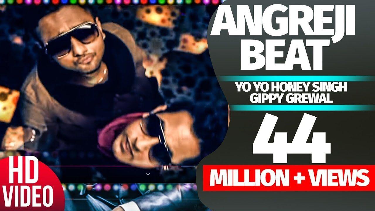 Angreji Beat Gippy Grewal Feat Honey Singh Full Song 1080p Michael Jackson Youtube Jackson