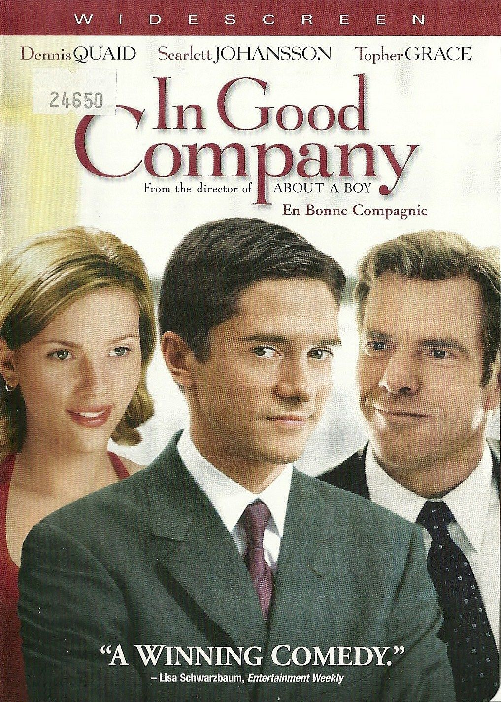 In Good Company Good Company Movies Online Hd Movies