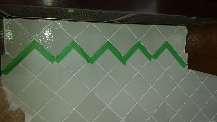 The Right Way to Paint Your Ceramic Tile Backsplash