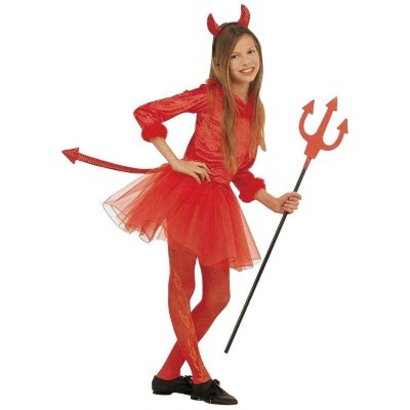 più nuovo di vendita caldo il prezzo rimane stabile grande vendita costume-diavoletta-bambina | Costumi Carnevale e Halloween ...