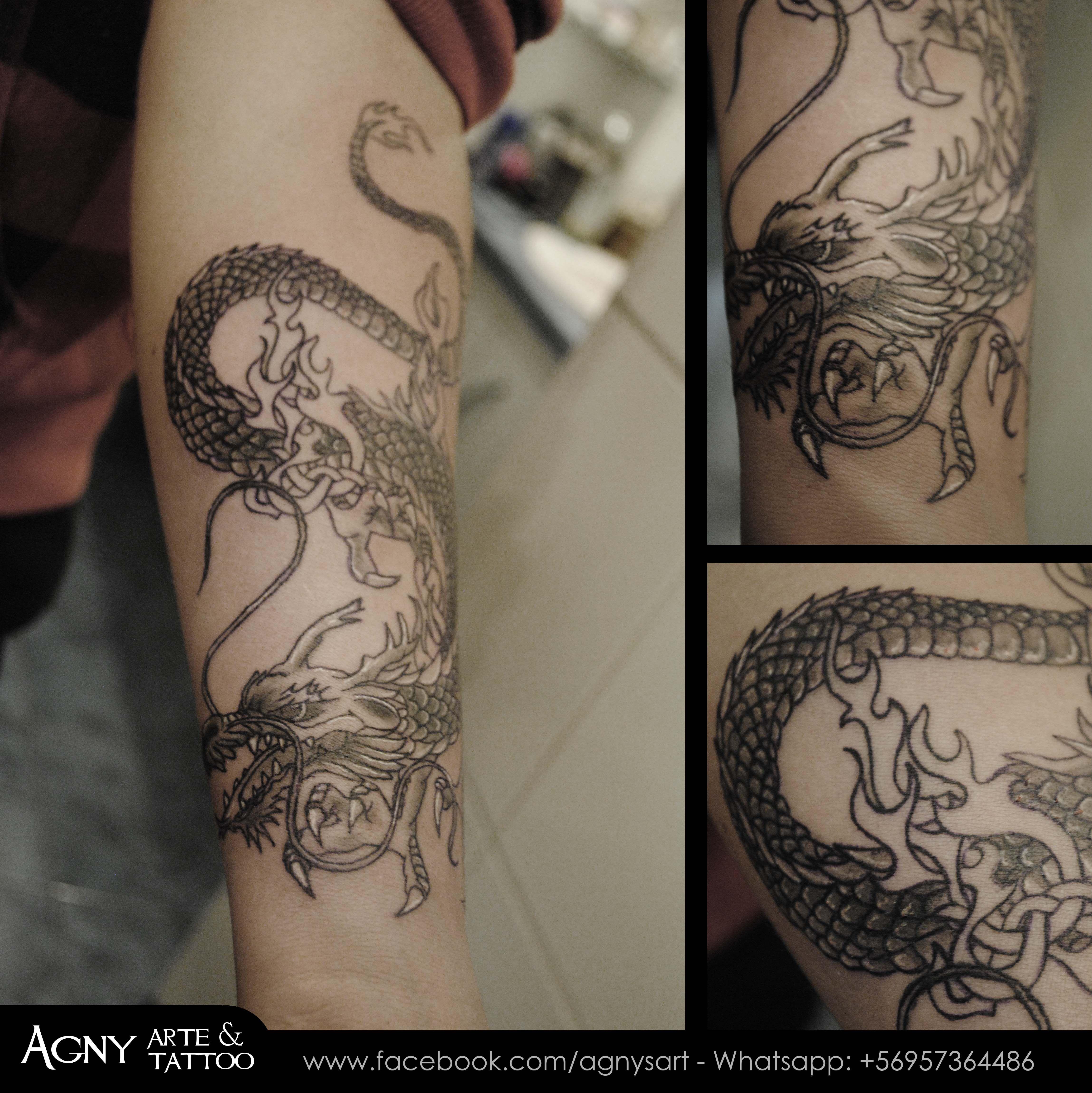 Dragón para Aldo... Parte I. Pronto subiré la parte terminada c: #dragon #chinese #liner #shading #blackandgrey