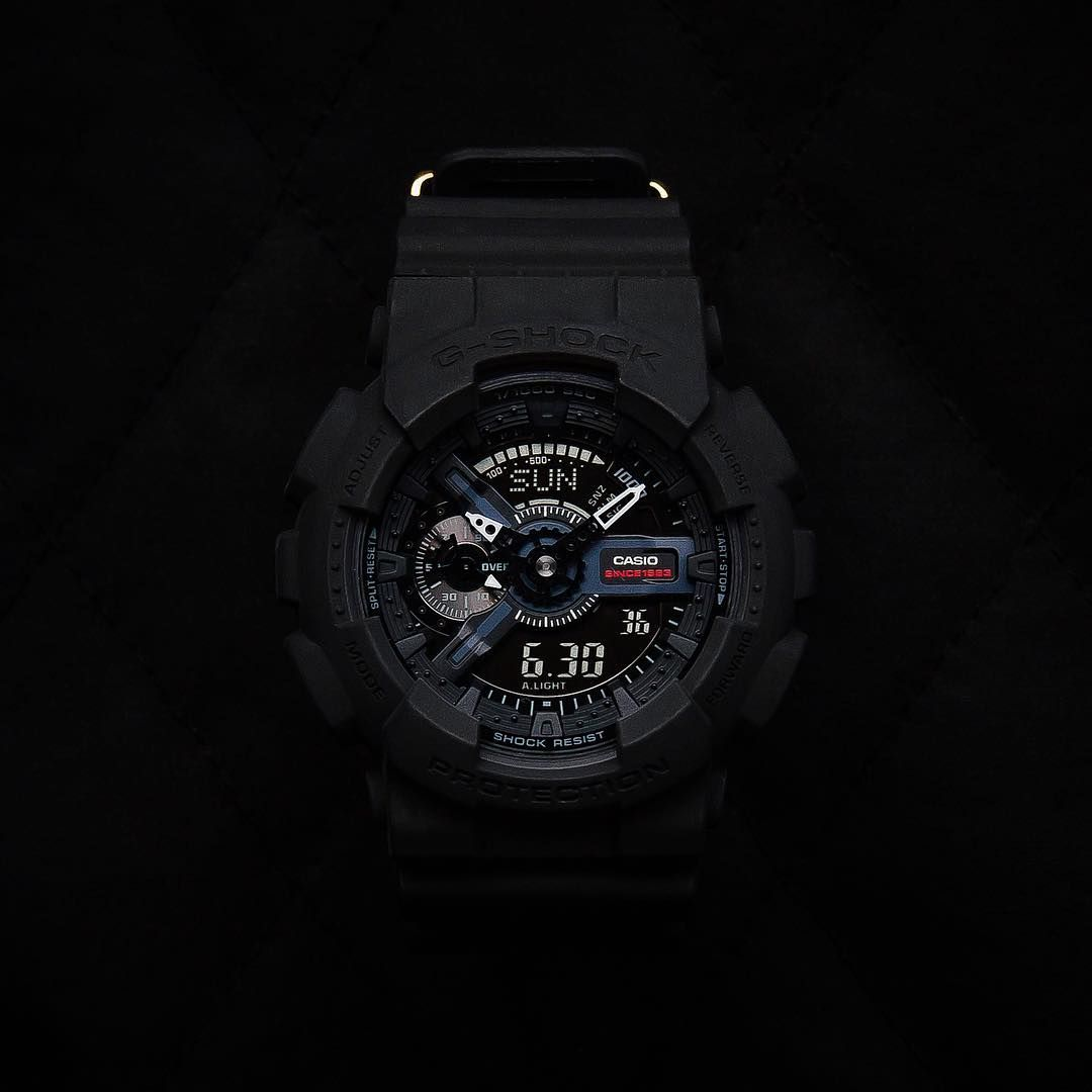 4bc9f4c929b6 From the new BIG BANG BLACK special models designed to celebrate G-SHOCK  35th Anniversary