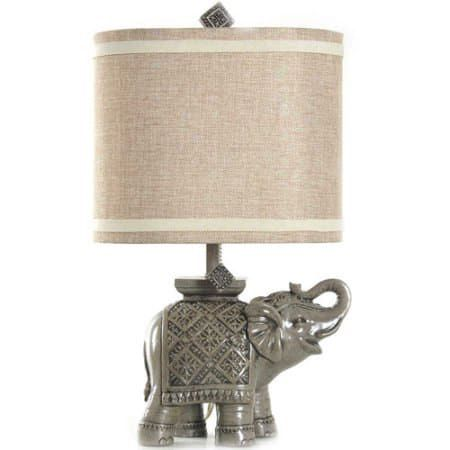 31 Gorgeous Products You Won T Believe You Can Get At Walmart Elephant Table Lamp Elephant Home Decor Elephant Lamp