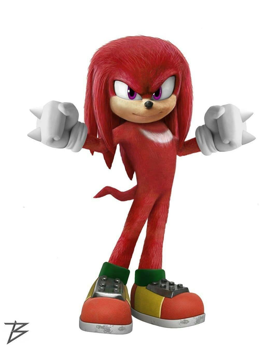 Knuckles Movie Type In 2020 Hedgehog Movie Sonic Fan Characters Sonic